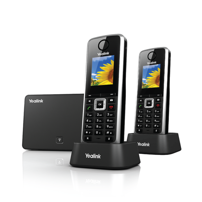 Yealink W52P + Additional Handset Bundle