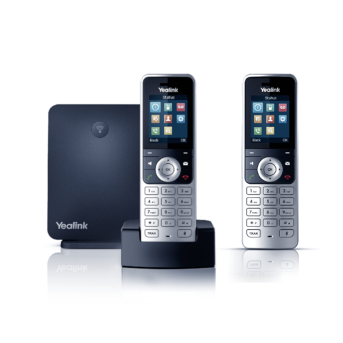 Yealink W53P plus additional handset